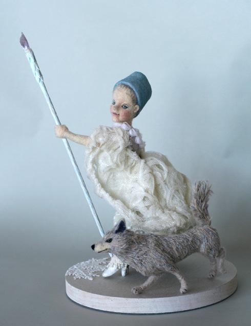 鈴木千晶「雪の女王」
