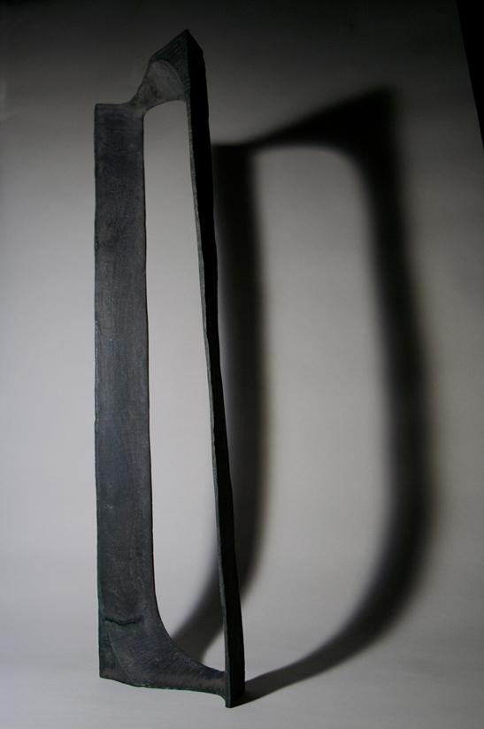 Satoko Ogura, bronze, 5x16x63cm