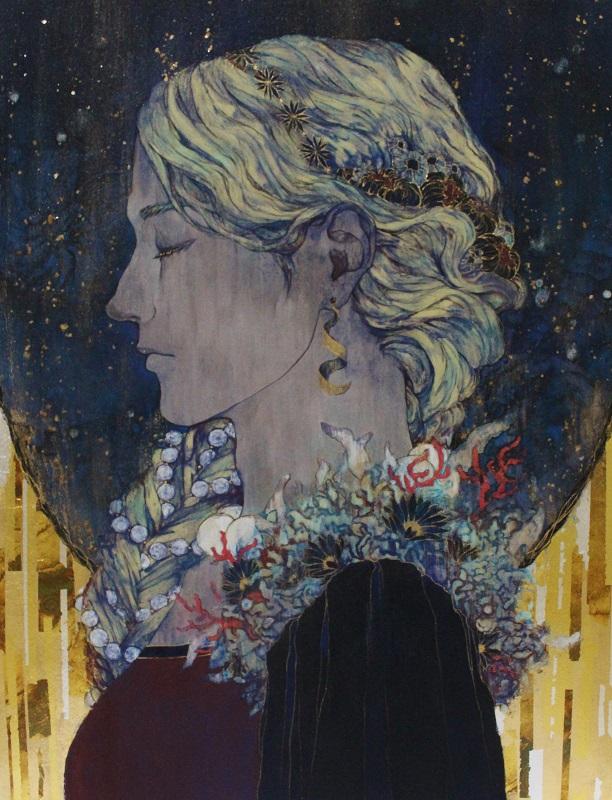 島田沙菜美「einst」F6
