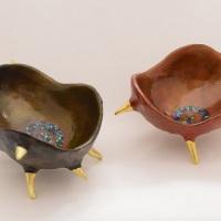 Atsuko Nakajima lacquer works