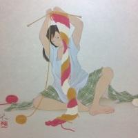 熊谷曜志「気持ちの問題」F6