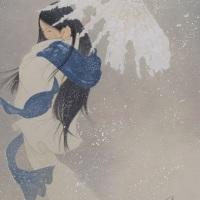 熊谷曜志「雪女」変形12号