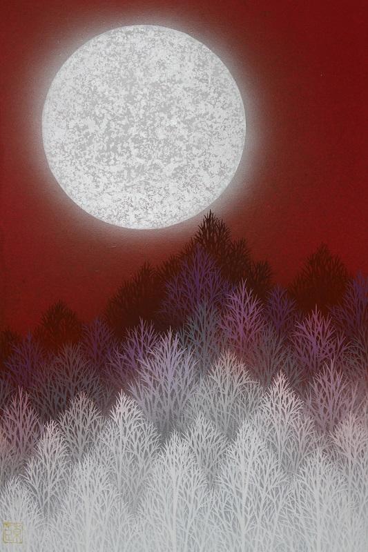 泉東臣「月世界」P6号