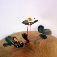 Toru Fukuda, Hikata, H10 × W18 × D18 cm