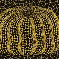 Yayoi Kusama, PUMPKIN, 2005, ed 380, 14.0×20.0 cm