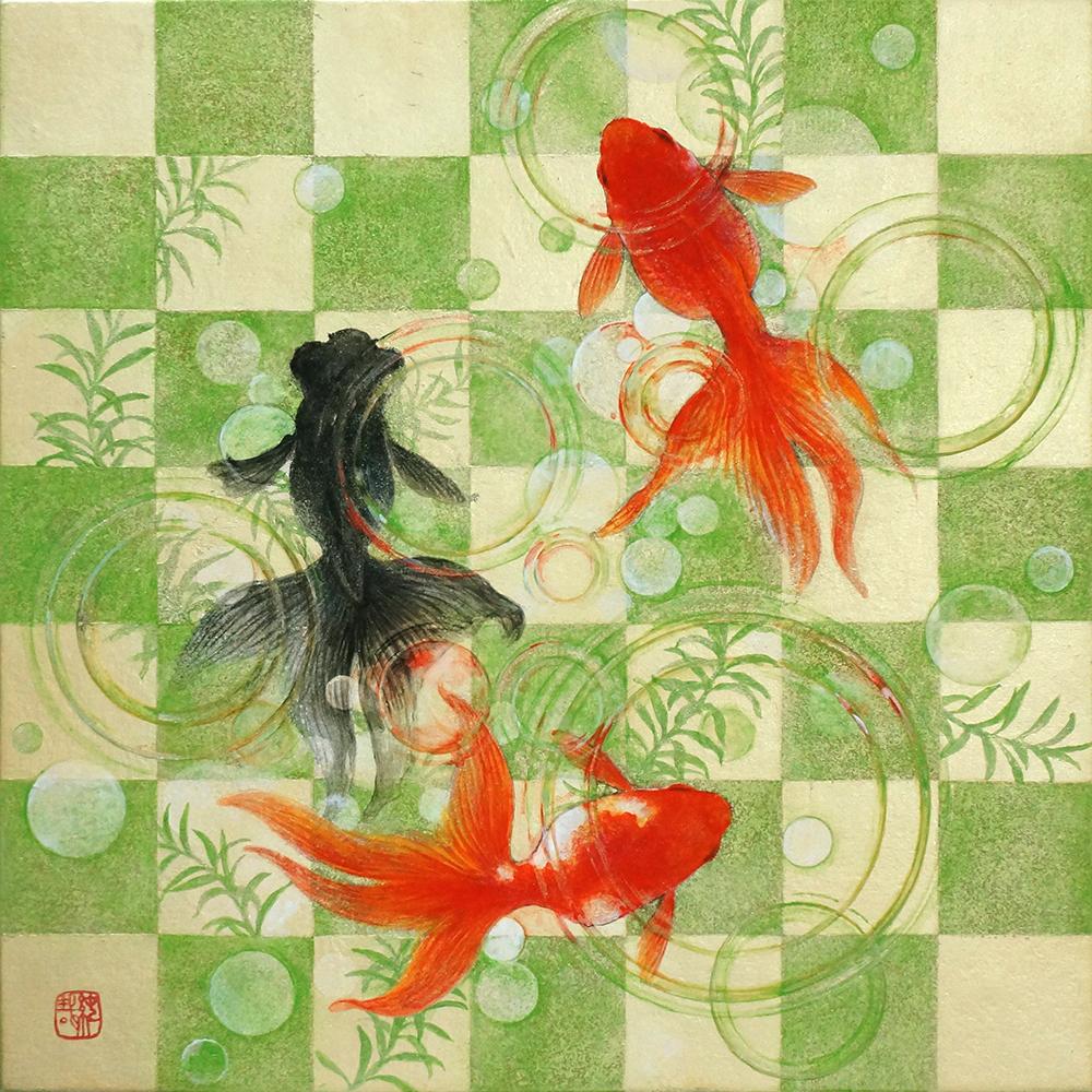 Junya Tsubota, The Garden of Lights, 273 x 273 mm
