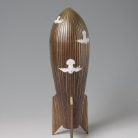 Hidetoshi Namiki, Rebirth, 30 × 10 × 10 cm
