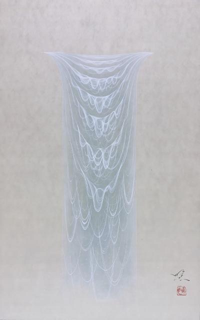 Water Fall, 2019, M10 (53.0 x 33.3 cm)