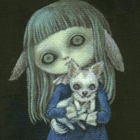 まちゅまゆプロフィール画/画集用