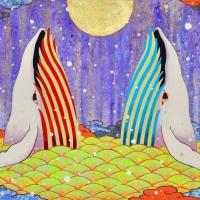 Kouki Tsujimoto, Auspicious Red and White Twin Whales: Aya,