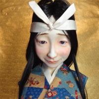 Jun Kamei, Chinju 48: Manako, h50×18×18 cm