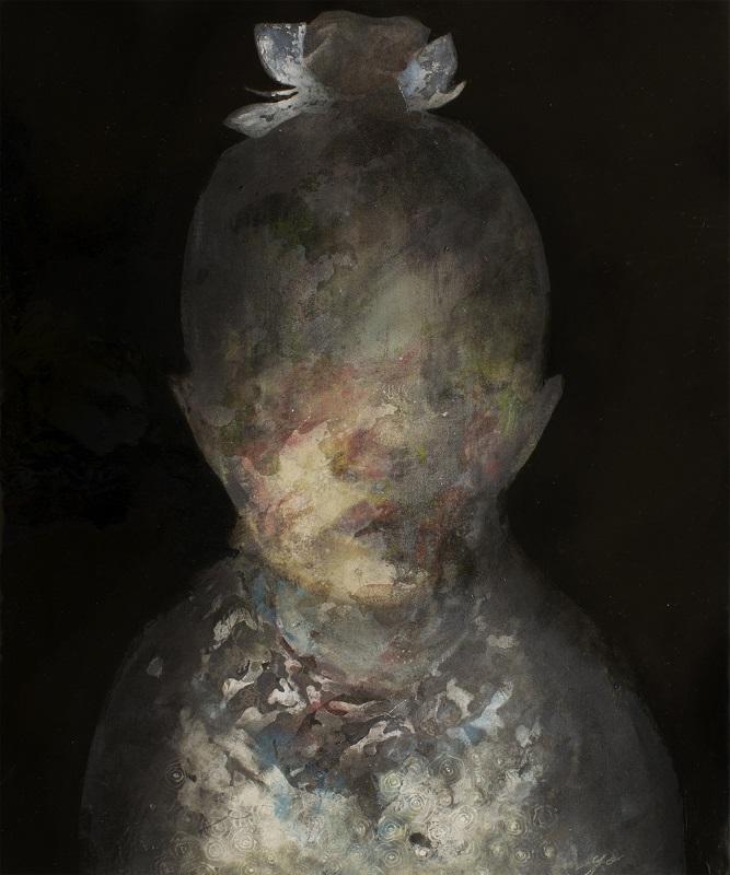 Yo Ishihara, petrichor 0413, 2018, 53×45.5 cm