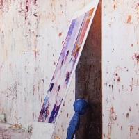 Yohei Yashima, In the shadow, 2020, 162x112 cm, Oil on canvas