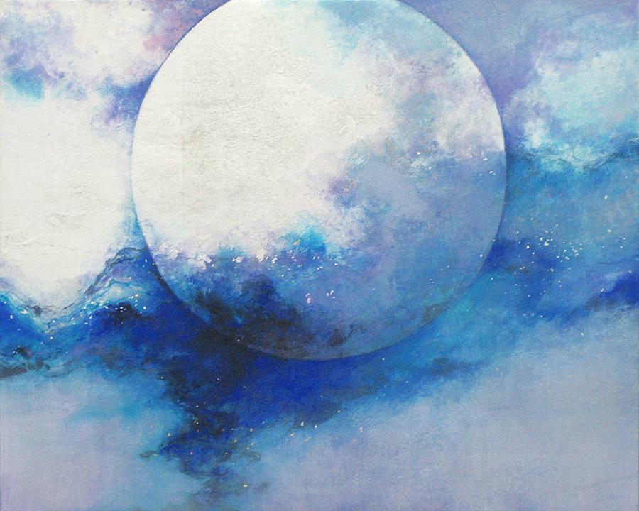 坪田純哉「silver moon 」