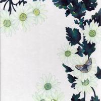 藤本麻野子「野菊の庭」F4