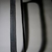 小椋聡子, ブロンズ, 5x16x63cm
