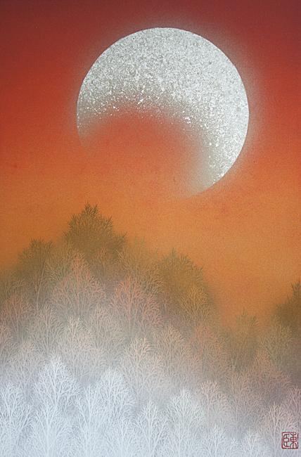 泉東臣「月世界」P6