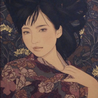池永康晟「花迷彩・穂波」