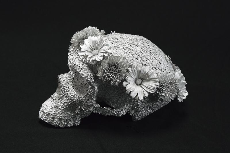 origin as the flower funeral