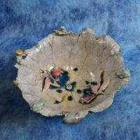 金魚蓮水盤