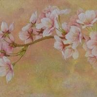 高木かおり「春日和」16.0×27.5cm