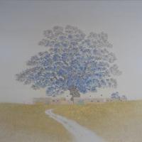 安原成美「木の下の暮らし」8号