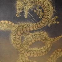 金澤隆「黄龍」M30号