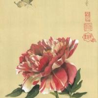 平良志季「花に蝶」 (375x640)