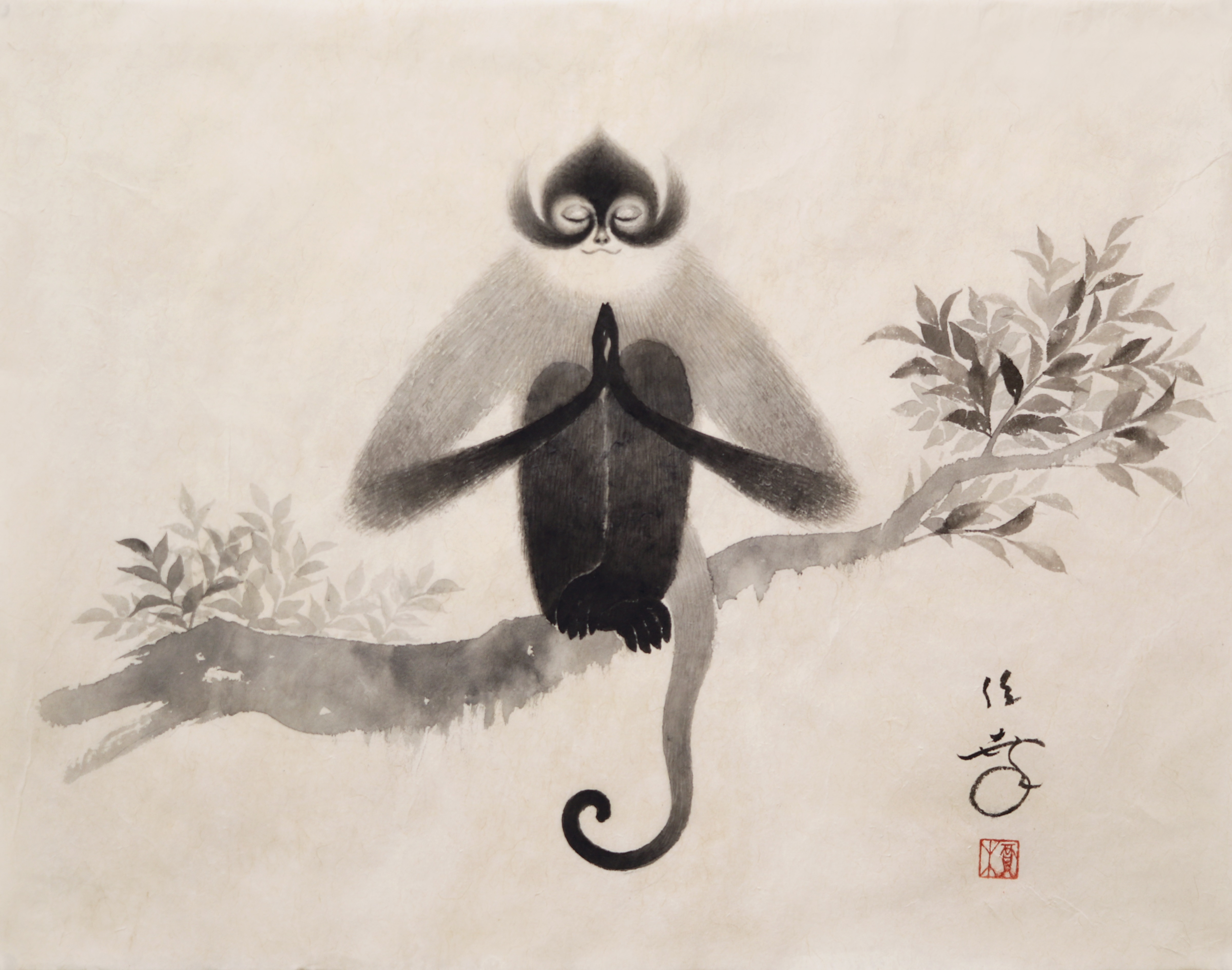 榎俊幸「Meditation」8F