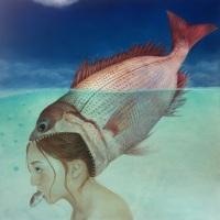 Hyemi Cho, Bite, 2019, 30.5 × 30.5 cm