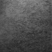 梶岡俊幸「流さる」2020年、F8号(h45.5 x w38cm)、麻紙、墨、墨汁、鉛筆